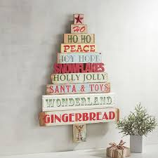 wooden pine tree wall sentiments tree wall decor pier 1 imports crate projects
