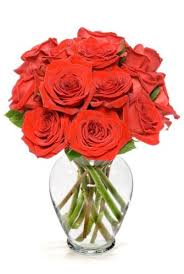 how much is a dozen roses benchmark bouquets dozen roses with vase fresh