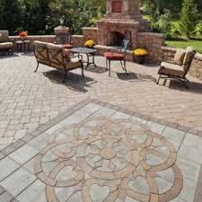 Round Patio Pavers by Round Pavers Art For Backyard Patio Ideas U2013 Homyxl