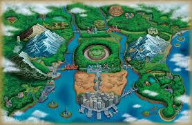 Hoenn Map Hoenn Region Discussion Thread Page 28