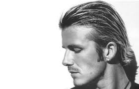 what hair producr does beckham use how to get david beckham s long hair the idle man