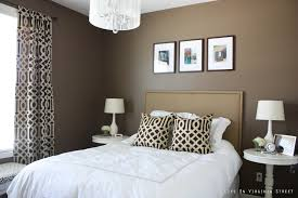 interior design elegant bedroom design with kwal paint for wall elegant bedroom design with kwal paint for wall and drum chandelier plus table lamp also comfortable bed linens