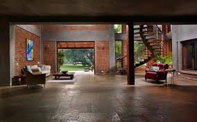 Nature Concept In Interior Design The Mango House Design Defined By Simplicity And Organic Nature