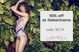 spectacular sale at debenhams is going on now plus you can get 10