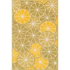 Fruit Kitchen Rug Sets Threshold Lemons Kitchen Rug Gray Yellow Kitchen Pinterest