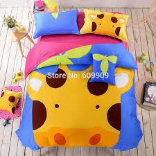 Giraffe Bedding Set Giraffe Bedding Tktb