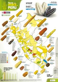Different Types Of Maps Map Peruvian Gastronomy An Agent For Social And Economic Change