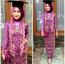 model baju kebaya muslim model baju kebaya muslim untuk wisuda busanatrendi