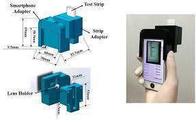 sensors free full text smartphone based food diagnostic