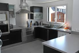 cuisine electromenager inclus cuisine equipee inclus simple cuisine aura gris u chne uac