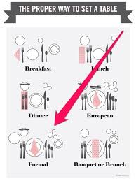 how to set a table for breakfast how to throw a historically accurate downton abbey dinner party