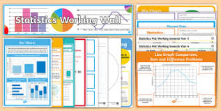 ks2 statistics primary resources data graphs page 1
