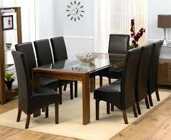 chair trendy dining table 8 chairs set 4388 chair dining table 8