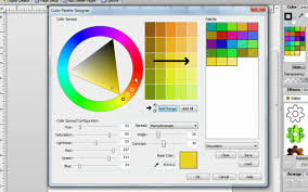 the color palette designer in digital scrapbook artist 2 youtube