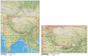 Tibetan Plateau Map Remote Sensing Free Full Text Estimation Of Daily Solar
