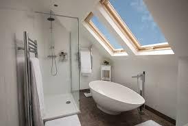 loft bathroom ideas side dormer loft conversion bathroom you would there wouldn
