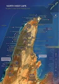 Wa Map Ningaloo Visitor Centre Maps