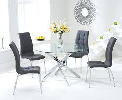 glass table and chairs for sale round glass table set blogdelfreelance com