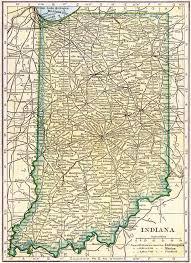 Map Indianapolis 1910 Indiana Census Map U2013 Access Genealogy