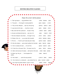 islcollective worksheets intermediate b1 high writing relativ u2026