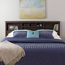 Headboards Amazon Com Espresso King Bookcase Headboard King Size Headboard