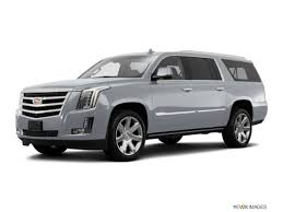 gas mileage for cadillac escalade 2017 cadillac escalade esv prices incentives dealers truecar