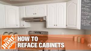 kitchen cabinet refacing at home depot rustoleum cabinet refacing the home depot
