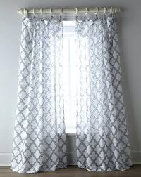 Grey And White Nursery Curtains Grey And White Curtains Gray Curtains Grommet Along With Grey