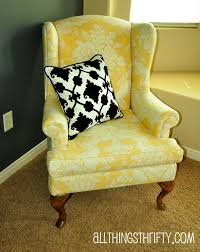Beige Wingback Chair Best 25 Wingback Chair Covers Ideas On Pinterest Wingback Chair