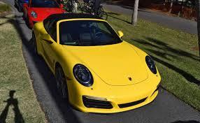 Porsche 911 Yellow - 2017 porsche 911 carrera s u2013 race yellow 13