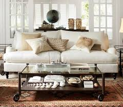 white slipcover sofa choices ikea pottery barn ethan and allen