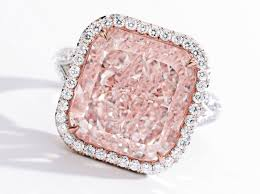 light pink engagement rings pictures of pink 3k rings flawless fancy light pink