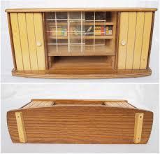 Wohnzimmerschrank Um 1960 Diepuppenstubensammlerin Puppenmöbel Hermann Rülke Doll Furniture
