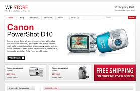 premium ecommerce wordpress themes wp store wp template 2017