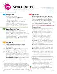 graphic design resumes samples 50 awesome resume designs that will bag the job hongkiat chris resume