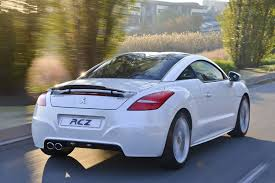 pejo spor araba peugeot kills rcz for good www in4ride net