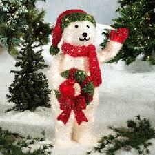 Polar Bear Christmas Decorations Led by 19 Best Outdoor Christmas Decorations Images On Pinterest
