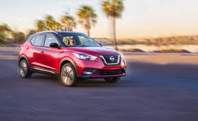 nissan kicks 2017 blue 2018 nissan kicks is here to replace the juke news car and driver