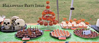Kid Halloween Birthday Party Ideas by Party Themed D Cor Ideas For Halloween Theme And Just A Good Old