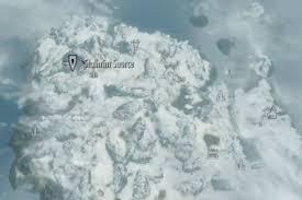 solstheim map skyrim dragonborn stalhrim locations orcz com the wiki