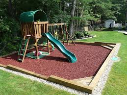 rubber playground mats outdoor playground mats bounce back