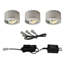 under cabinet lighting puck commercial electric puck lights under cabinet lights the