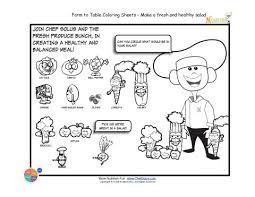 fun farm grown vegetables fresh produce activity healthy foods