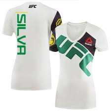 Jual Kaos Reebok Ufc silva shop silva t shirts apparel merchandise