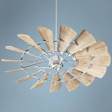 Design Ideas For Galvanized Ceiling Fan Quorum 196015 9 Windmill Ceiling Fan In Galvanized With Ul D