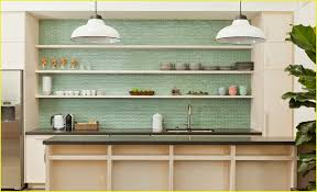 Backsplash Tile Ideas Blue Glass Subway Tile Green Glass Tile - Green glass backsplash tile