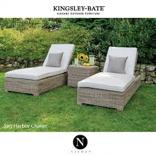 Kingsley Bate Chaise Lounge Exterior Interesting Kingsley Bate For Your Furniture Design