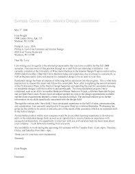 letter examples fashion internship