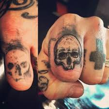 finger skull cover up best ideas gallery