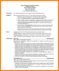 leading reducing gq sample resume for embedded software engineer